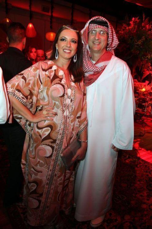 Karina e Marcos Guarita
