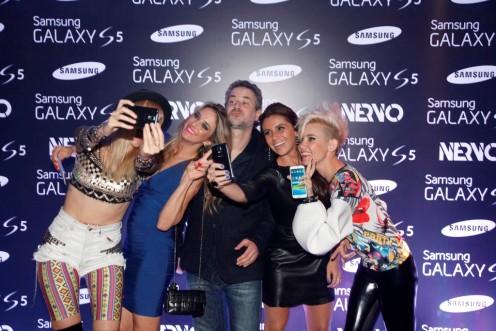 Nervo com Ticiane Pinheiro, Giovanna Antonelli, DanStulbach
