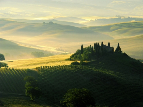 Pasisagem Toscana