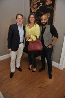 PRF_9489  Max Bossi, Mariane Junqueira e TJ Jones