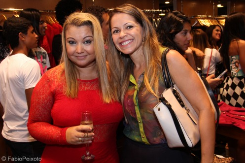 Sandra Magalhães e Patricia Magalhães