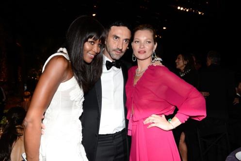 Naomi Campbell, Riccardo Tisci e Kate Moss_136