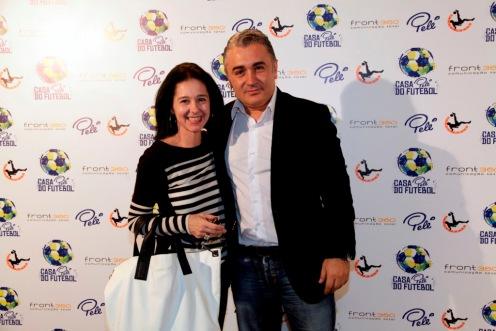 Maria Luiza Reis e Alper Bayulken 4586