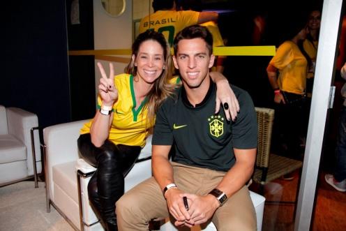 Danielle Winits e Amaury Nunes 0614