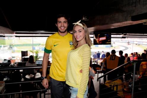 Felipe Barbosa e Daniela Pasqualin 9999