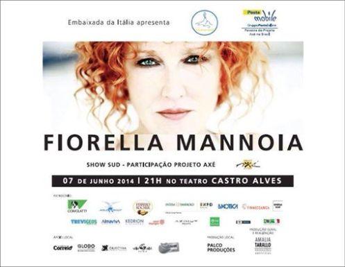 Fiorella Mannoia SSA