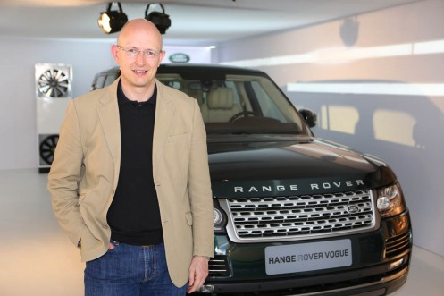 SL5C9850 Terry Hill - novo presidente da Jaguar Land Rover na América Latina