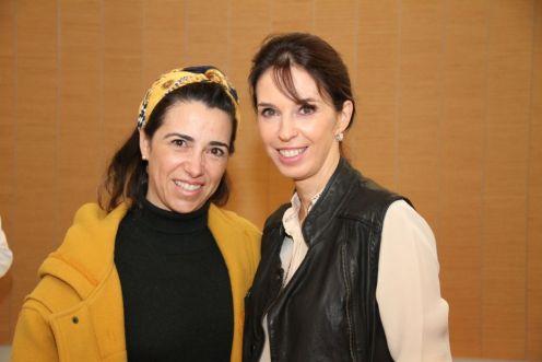 Ana Maria Arsky e Esther Schattan