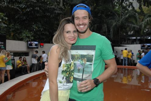Angelica Hebert e Alex Rossi