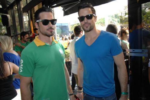 Felipe e Guilherme Angotti
