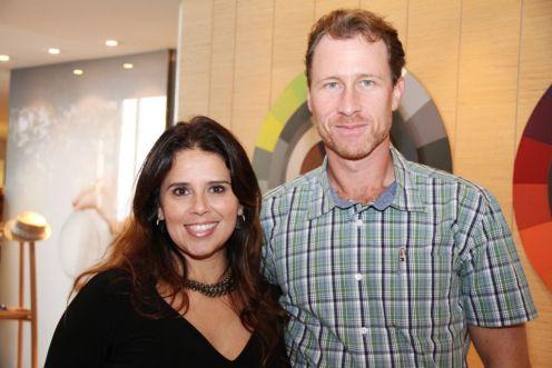 Flavia e Marcos Muniz