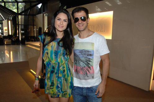 Laila Salomao e Zeca Romano 2