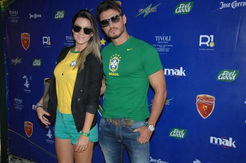 Livia e Victor Faccirolli