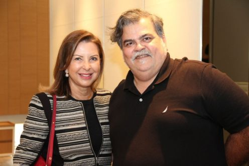 May Moura e Paulo Walter