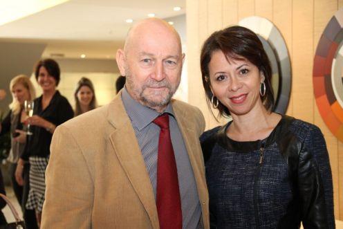 Paulo Walter e Ana Lúcia Rodrigues