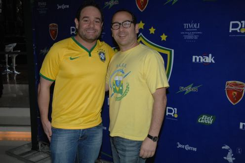 Ricardo Leao e Renaud Pfeifer