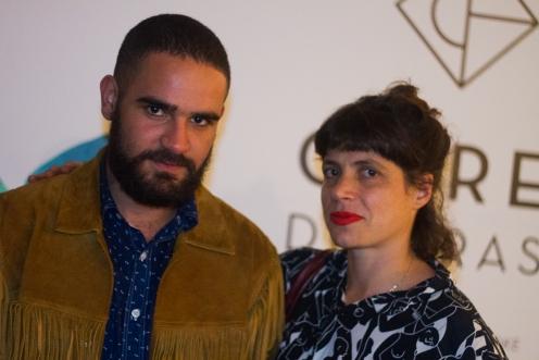 Rita Comparato e Jeff Martins