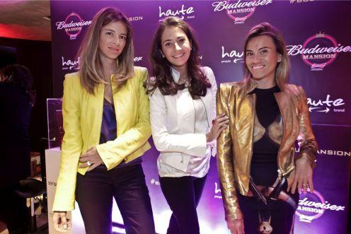 tranca-65 - Priscila Marques, Carla Kamalakian e MirelleMagalhaes