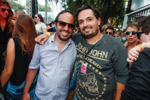 Felipe Aversa e Saulo Brito
