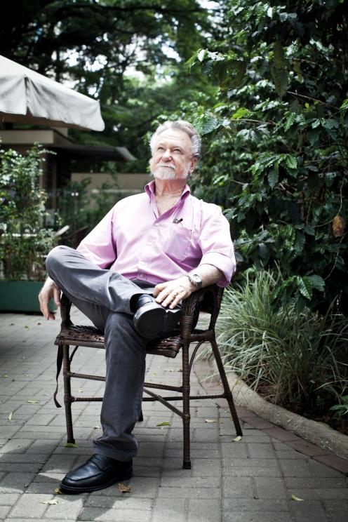 Retrato de João Cândido Portinari. Foto: Letícia Moreira/ FORBES