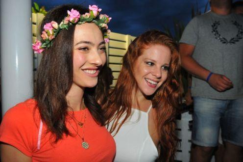 Aline Moreto e Gabriela Vasconcelos
