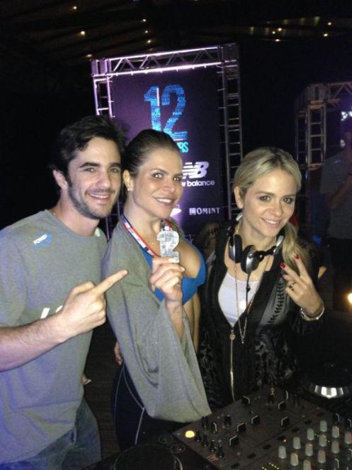 F.S_Anuar, Bia Manhas e Deborah Falci