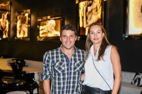 Luciano Santa Rita e Aninha Tayer Santa Rita