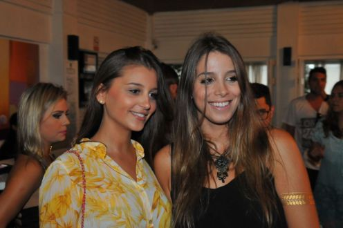Marina Campos e Luiza Salum