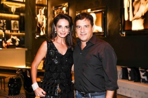 Rita Cruz Lima e Marcelo