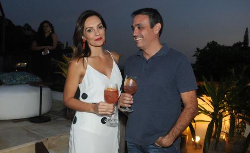 Alanka e Marcelo Nasser