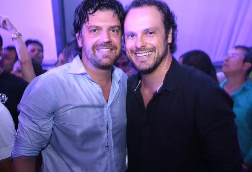 Augusto Cruz Neto e Duda Cunha