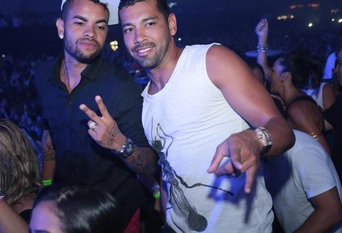 Bruno Dentinho e André Santos