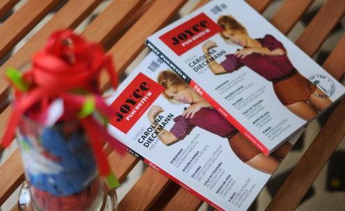 detalhe revistas Joyce Pascowitch