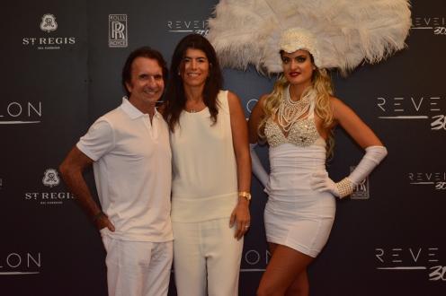 Emerson e Rossana Fittipaldi