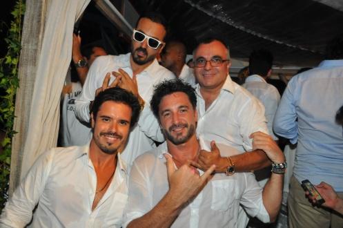 Leo Ribeiro , Roger Rodrigues , Rico Mansur e Kadu Paes _resize