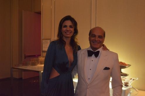 Luciana Gimenez e Marcelo Carvalho