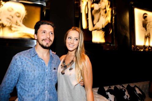 Ramom Valente e Beatriz de Oliveira
