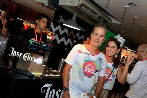 Ana Claudia Lib+¦rio & Ricardo Almeida