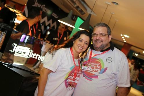 Ricardo e Valeria Sangalo