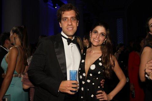 Alexia Marini e Luiz Viana