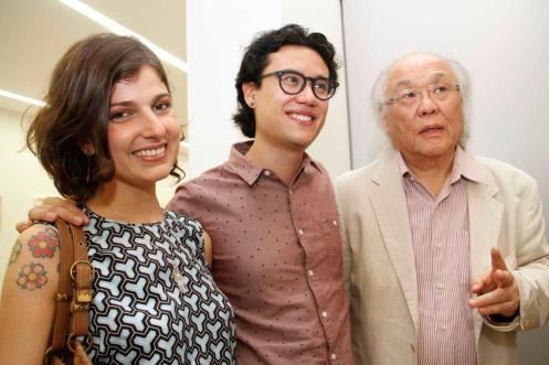 Ana Carolina Halston, Rodrigo Ohtake e Ricardo Ohtake 20151112_6405