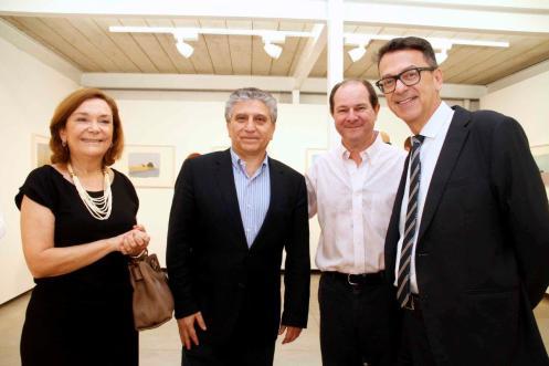 Heloisa Cecco, Nilo Cecco, Joao e Marcelo Araujo 20151112_6474