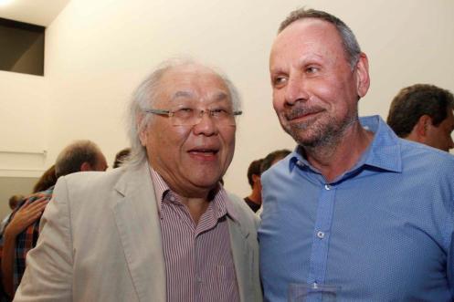 Ricardo Ohtake e Paulo Pasta 20151112_6416